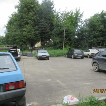 стоянка ул. Московская 13 Г Стало